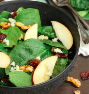 Seasonal Apple Salad